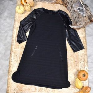 NWOT Sanctuary clothing faux leather mini
